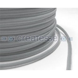 CORDON POLIESTER SOUTACHES 3MM Nº235 GRIS