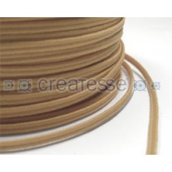 CORDON POLIESTER SOUTACHES 3MM Nº 842 BEIGE