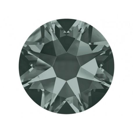 CHATON HOTFIX SS34 -9 UN 215 BLACK DIAMOND SW