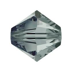 TUPPI 4 MM- 24 UN 215 BLACK DIAMOND SWAROVSKI