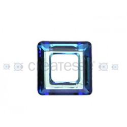 VENTANA 20 MM -2 UN 001 BERMUDA BLUE CRYSTAL SWAROVSKI