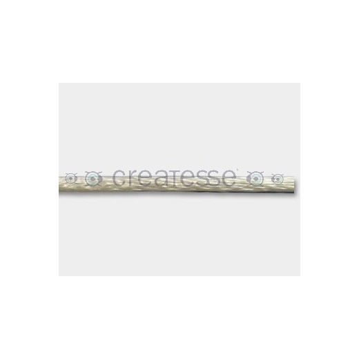 CORDON COLA RATON 2 MM N. 03 MARFIL