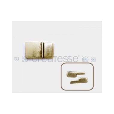 CIERRE METAL MAGNETICO PLANO SOBREPUESTO (ID 10X02)