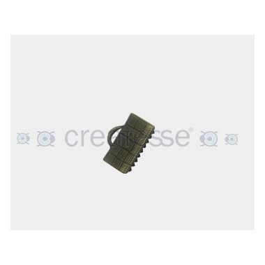 TERMINAL GRAPA PLANO 15MM - 10 PCS