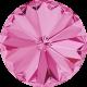 RIVOLI 12MM -4UN 209 ROSE SWAROVKSI ELEMENTS
