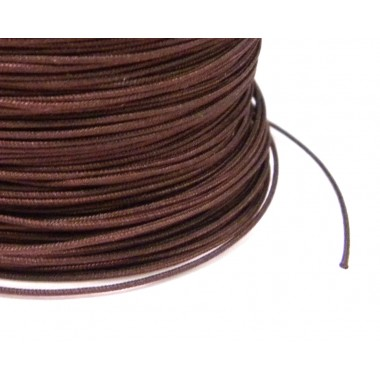 CORDON TIPO MOST 0,65 MM 014 MARRON MEDIO