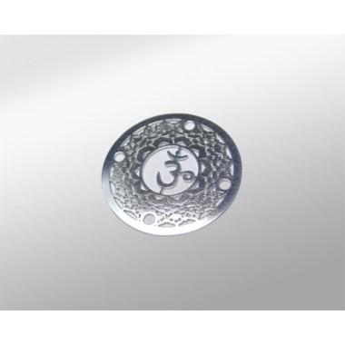 CHAKRA - SAHASRARA 15MM PLATA