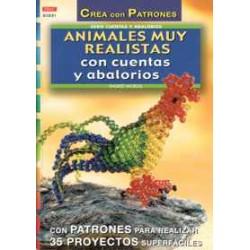 """REVISTA """"ANIMALES MUY REALISTAS CON CUENTAS Y ABALORIOS"""""""