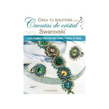 Libro: Crea tu bisutería con cuentas de cristal Swarovski