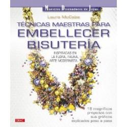 TECNICAS MAESTRAS PARA EMBELLECER BISUTERIA