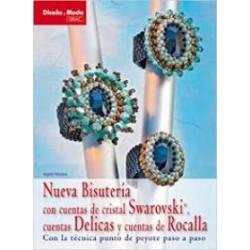 Nueva Bisutería con cristal Swarovski,Delica RocallaSKI
