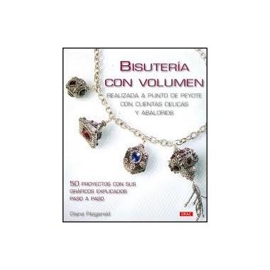 "LIBRO "" BISUTERIA CON VOLUMEN"" DIANE FITZGERALD"