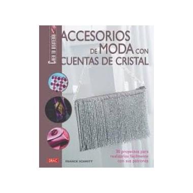 """LIBRO """" ACCESORIOS DE MODA CON CUENTAS DE CRISTAL"""""""