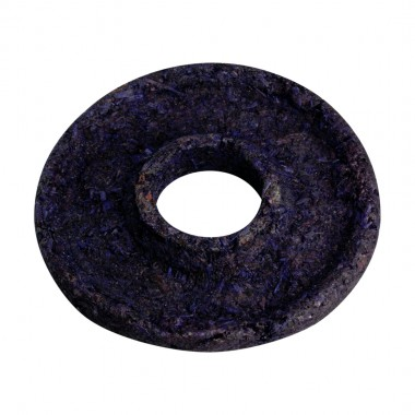DISCO MADERA ECOLOGICA FILIPINA 40MM PURPURA