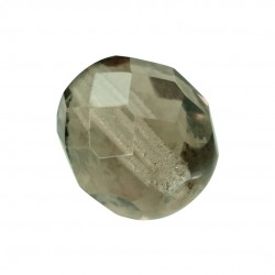 BOLA FACETADA 6MM 4001 BLACK DIAMOND (25 UNIDADES)