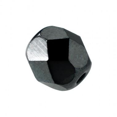 BOLA FACETADA 12 MM 14400 HEMATITE