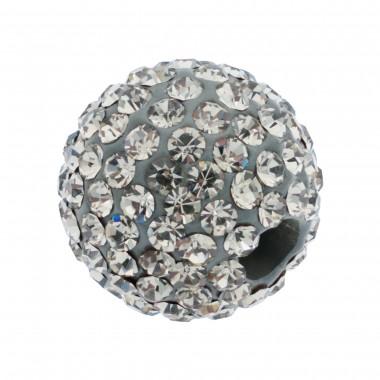 BOLA SHAMBALA CON CHATONES BLACK DIAMOND