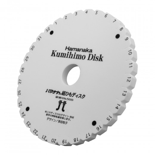 DISCO PARA TRENZAR TIPO KUMIHIMO 148MM