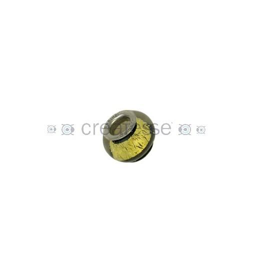 BOLA INTERIOR METAL ID 5 MM 13 MM DORADO-ROJO