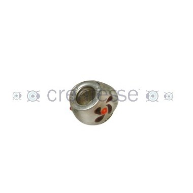 BOLA INTERIOR METAL ID 5 MM 13 MM TRANSPARENTE-FLORES