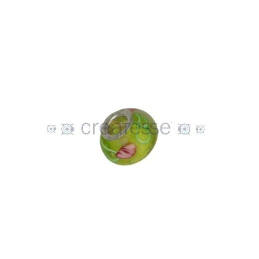 BOLA INTERIOR METAL ID 5 MM 15 MM PERIDOTO-FLORES