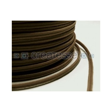 CORDON POLIESTER SOUTACHES 3MM Nº 285 MARRON CHOCOLATE