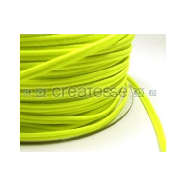 CORDON POLIESTER SOUTACHES 3MM Nº 996 LUMI AMARILLO