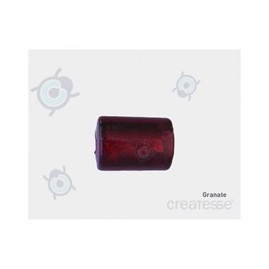 CRISTAL VENICE 20X15 CILINDRO 24 GRANATE (ID 2.50MM)