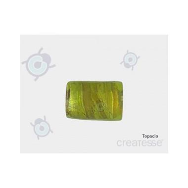 CRISTAL VENICE 20X15 CILINDRO 05 TOPACIO (ID 2.50MM)