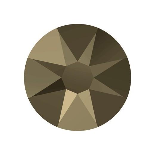 CHATON HOTFIX SS16 -48 UN 001G GOLDEN SHADOW