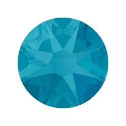 CHATON HOTFIX SS34 -9 UN CARIBBEAN BLUE SW