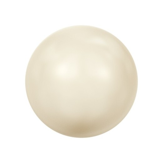 PERLA 8MM - 10 UN 620 CREAM SW