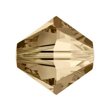 TUPPI 4 MM- 24 UN 001 GOLDEN SHADOW SWAROVSKI