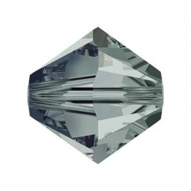 TUPPI 4 MM- 24 UN 215 BLACK DIAMOND SWAROVSKI