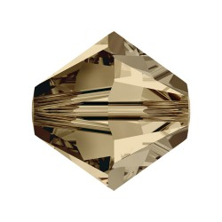 TUPPI 4 MM- 24 UN 225 SMOKY QUARTZ SWAROVSKI