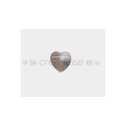 CORAZON 14MM ID 2.5MM - 3 UD 001 GOLDEN SHADOW CRYSTAL