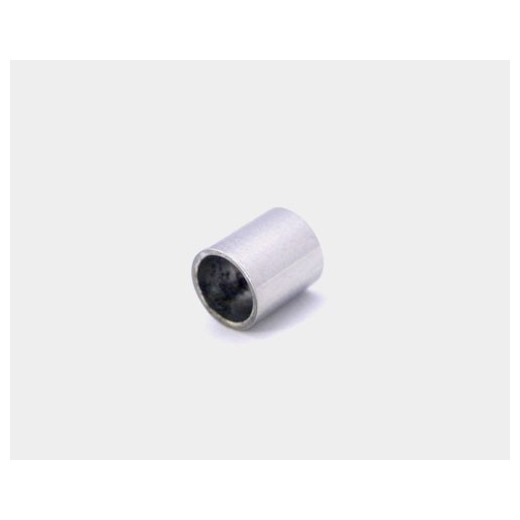 TUBO ACERO LISO REDONDO RECTO 5MM EXT 4,5MM (ID 3,5MM)