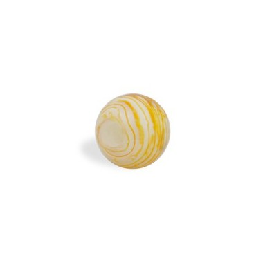 CRISTAL WAVED STRIPES 14MM (TAL. 4MM) MELOCOTON BLANCO