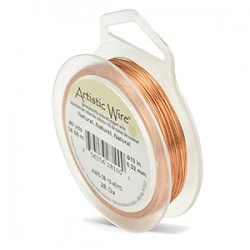 ARTISTIC WIRE GALGA 28 (0.32MM)-36,58M NATURAL