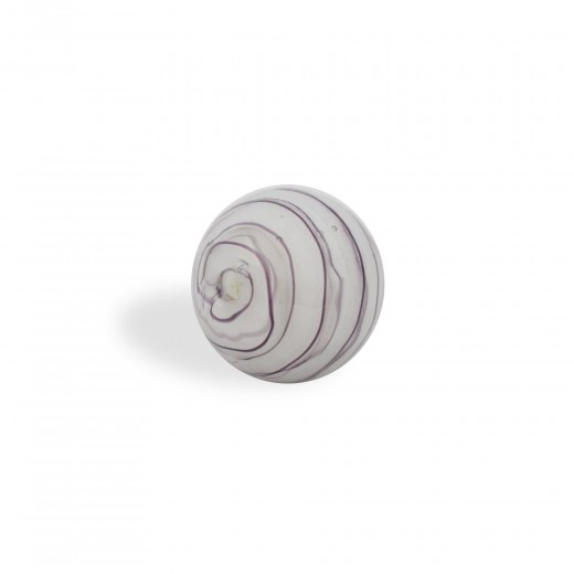 CRISTAL WAVED STRIPES 10MM BLANCO MALVA (ID 1MM)