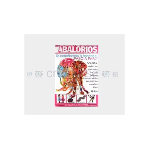 """REVISTA """"CREA CON ABALORIOS"""" N.40"""