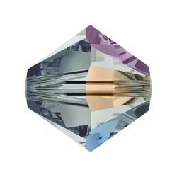 TUPPI 4 MM- 24 UN 215 AB BLACK DIAMOND SWAROVSKI